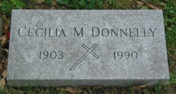 Clare Cecilia Ceil <i>Meiners</i> Donnelly