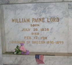 William Paine Lord