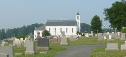 Slateville Presbyterian Church Cemetery
