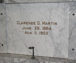 Clarence Daniel Martin