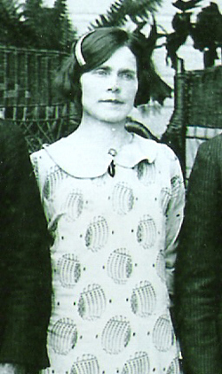 Georgie 'Inee' <i>Smith</i> Cherry