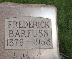 Frederick Barfuss