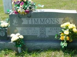 Eugene S Timmons