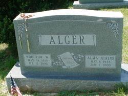 Woodrow W Alger