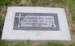 Thomas Lee Judge