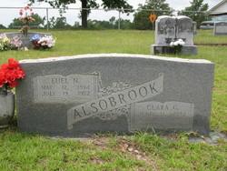 Euel N Alsobrook