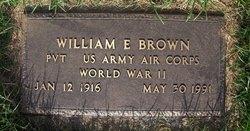 William Edward Brown