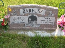 Oliver Fredrick Barfuss