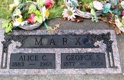 Alice Caroline Marx