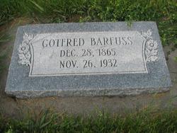 Gotfred Barfuss