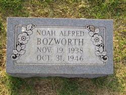 Noah Alfred Bozworth