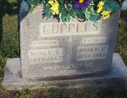 Nancy E. <i>Smith</i> Cupples
