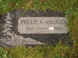 Phillip A Ahlquist