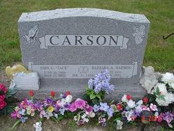 Barbara A. <i>Harmon</i> Carson