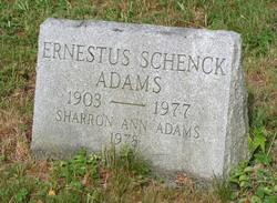 Ernestus Schenck Adams