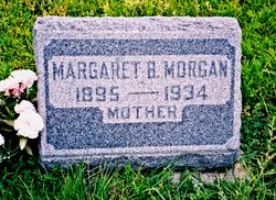 Margaret Bernette <i>DePriest</i> Morgan