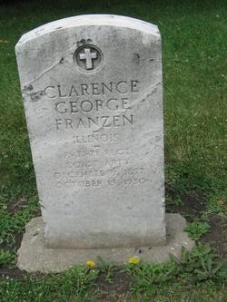 Clarence George Franzen