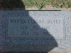 Wanda <i>Cessna</i> McVey