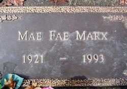 Mae Fae Marx