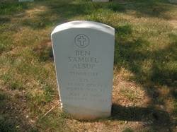 Ben Samuel Alsup