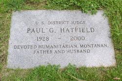 Paul Gerhart Hatfield