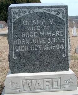 Clara V Ward