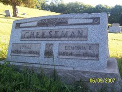 Edmonia Flora <i>Riggs</i> Cheeseman