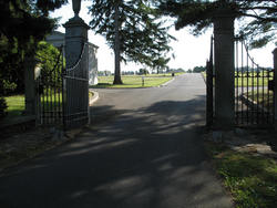Newtown Village Cemetery
