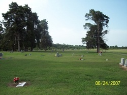 Pumpkin Bend Cemetery