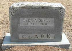 Bertha <i>Shera</i> Clark