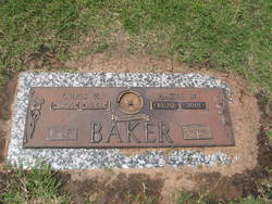 Hazel Mae <i>(Eye)</i> Baker