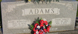 James Bonaparte Adams