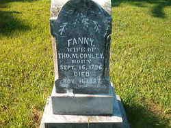 Fannie <i>Dennis</i> Conley