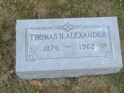 Thomas H. Alexander