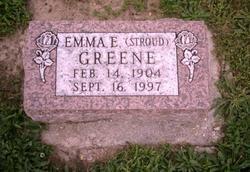 Emma Eloise <i>Stroud</i> Greene