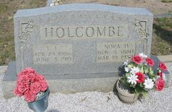 Nora <i>Davis</i> Holcombe