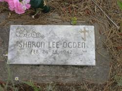 Sharon Lee Ogden