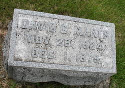 David C Marts