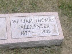 William Thomas Alexander