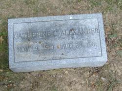 Catherine C. Alexander