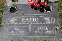 Ina M. <i>Florini</i> Ratto