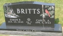 Simon P Britts