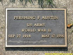 Pershing Frederick Austin
