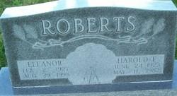 Eleanor <i>Lang</i> Roberts