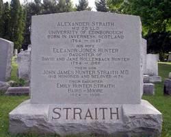 Dr Alexander Straith