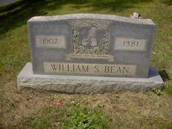 William S Bean