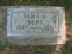 Alma V. Burt