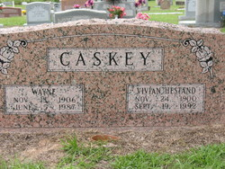 Forrest Wayne Caskey