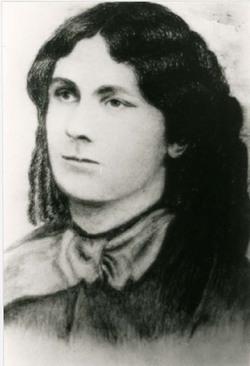 Mary Ann <i>Bates</i> Ellsworth