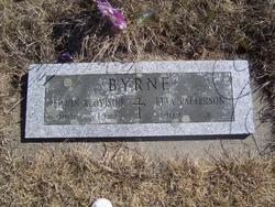 Etta Marie <i>Patterson</i> Byrne